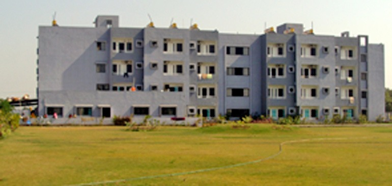 Rudraksh Academy PVT. LTD. – Boys Hostel