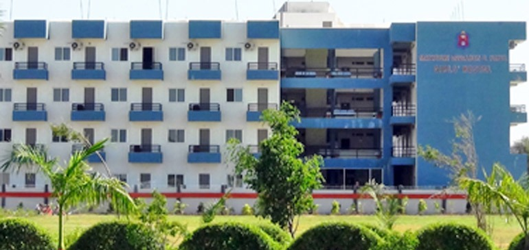 MATRUSRI DAVALBEN DURLABHBHAI PATEL – Girls Hostel