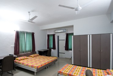 Other facilities include Medical center, Direct Telephone Booth, Wi-Fi internet, Elevator, stand-by Electrical Power back-up Generator, Provision store, Laundry and Garden with Lush green Lawns. The Hostel can accommodate 450 boys and 170 girls students separately with hospitality that can match a 3- star Hotel.
